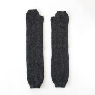 Long Fingerless Mittens
