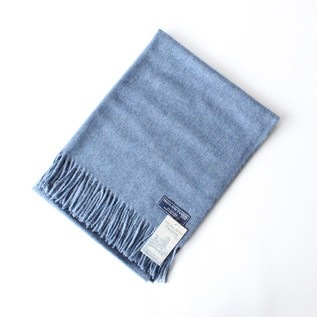 MERINO WOOL SCARF AIR FORCE