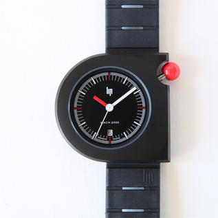 Mach 2000 Design Watch Roger Tallon