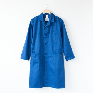 【NEW MODEL】 GARAGE COAT BLUE