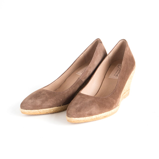 POINTED ESPADRILLE PUMPUS TIERRA