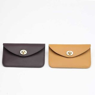 Leather Wallet HILDA