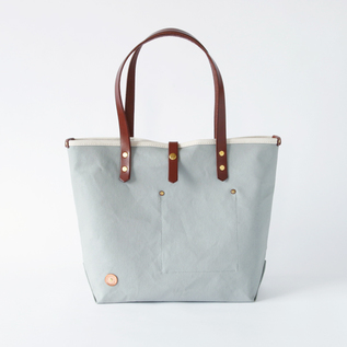 Canvas bag SCCV002 BROWN-GREY
