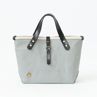BESPOKE CANVAS BAG SCCF 001 BLACK-GREY