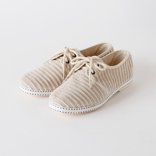 Bespoke Medical sneakers corduroy OFFWHITE
