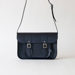 Satchel bag 11.5 Navy