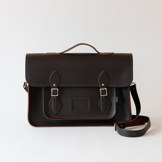Satchel bag 16 D.Brown