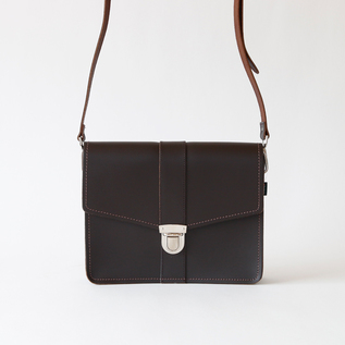 Shoulder bag D.Brown