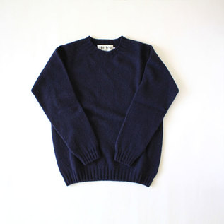 Crew neck sweater New Navy 183