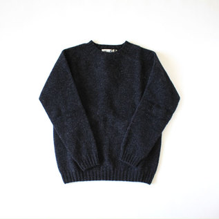 Crew neck sweater Charcoal 190