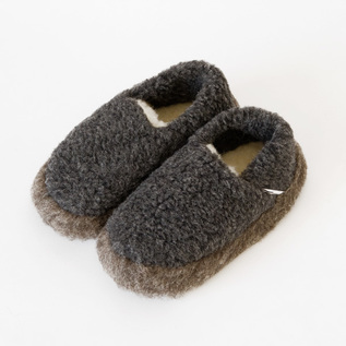 ROOM SHOES SIBERIAN GRAPHIT