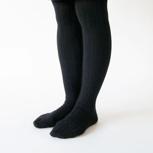 TIGHTS WOOL BASE CABLE