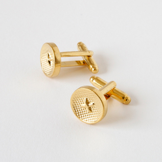 CUFFLINKS Coo1GD button