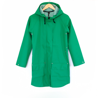 Raincoat Binderup BRIGHT GREEN