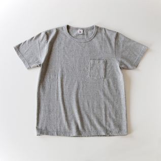T-shirt H-GRAY pocket