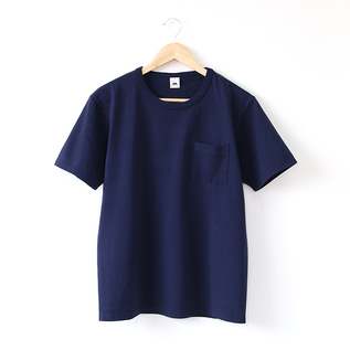 T-shirt NAVY pocket