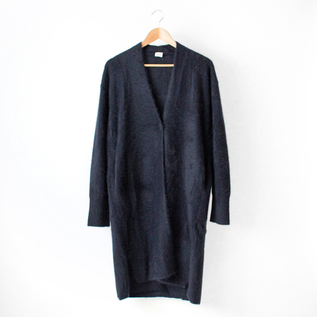 RACCOON LONG CARDIGAN