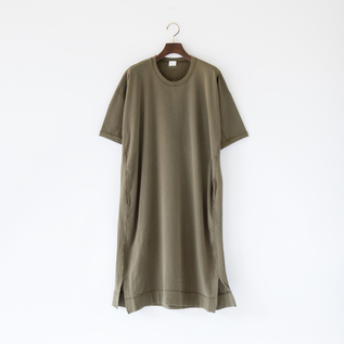 SWEAT JERSEY COTTON DRESS