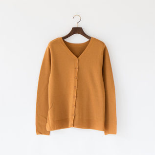 HIGHGAUGE WOOL PULLOVER TOP