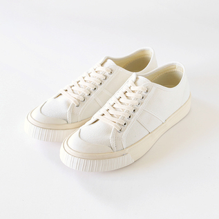 Low-cut sneakers White