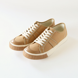 Low-cut sneakers Beige