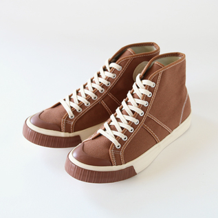 High-top sneakers Brown