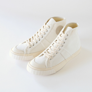 High-top sneakers White