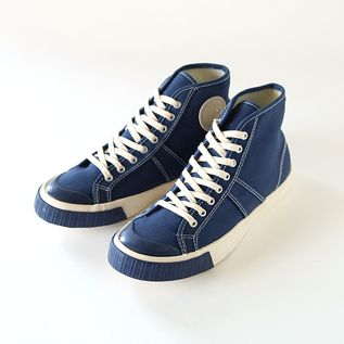 High-top sneakers Navy