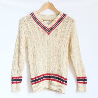 Criket Long Sleeve Sweater