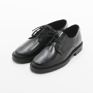 Leather shoes DANON Black patent