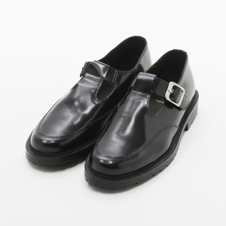 Leather shoes  DAISY Black patent