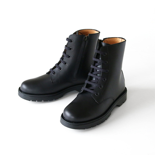 LEATHER SHOES JOUBER BLACK