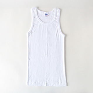 MEN MILLER TANK TOP WHT
