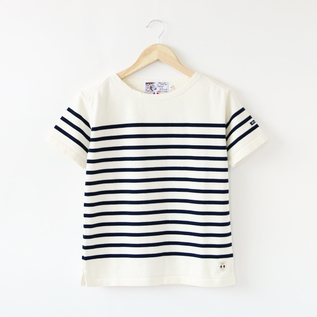 Short sleeve T-shirt Striped LAMANEUR