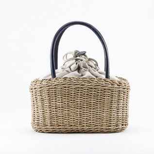 Bispoke  Reed Hand bag