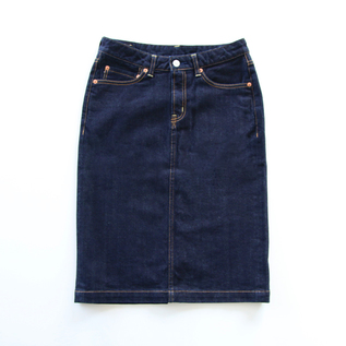 G5126 ST SKIRT WA denim skirt