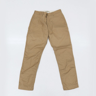 メンズ F0487 FRENCH WORK PANTS