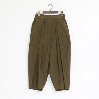 PERU COTTON BALLOON PANTS