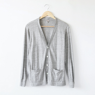 DOMINIC2 V-neck cardigan