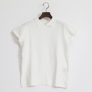 OLIVIA KNIT POLO SHIRT