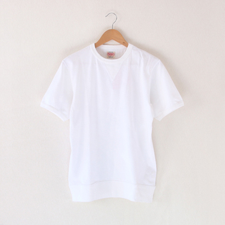 Sweat T-shirt S-S Offwhite