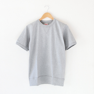 Sweat T-shirt S-S H Gray