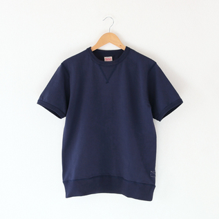 Sweat T-shirt S-S Navy