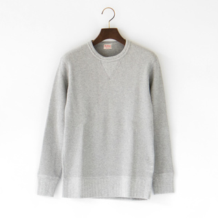 SUPER HEAFLE SWEAT LONG SLEEVE