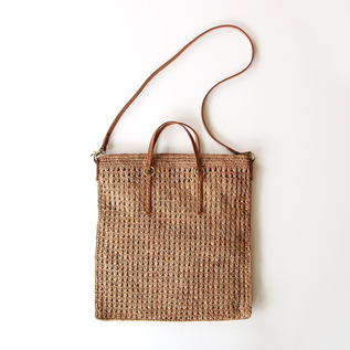 3WAY RAFFIA BAG
