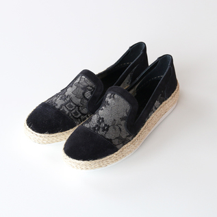 2337T LACE SILP-ON SHOES