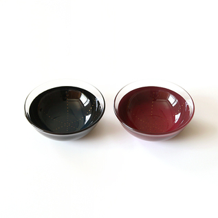 FIRE WORKS BOWL  TWO PIECE SET
