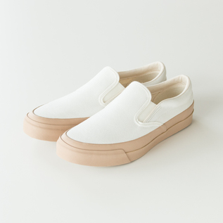 SLIP-ON SHOES L010 BEIGE