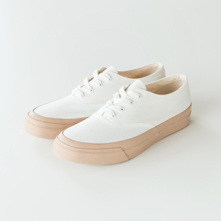 DECK SHOES L011 BEIGE