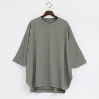 テクノラマ 切り替えTシャツ/smoothday(スムースデイ) 愛着